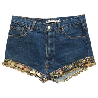 Levi's Denim - Jeans Shorts for Women Vintage