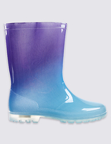 Marks and Spencer Kids' Light-up Wellington Boots