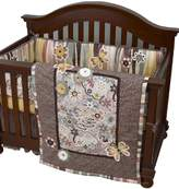 Cotton Tale Designs 4-Piece Penny Lane Crib Bedding Set, 1-Pack