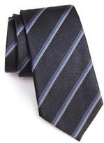 Armani Collezioni Men's Diagonal Stripe Tie