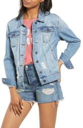 STS Blue Ella Boyfriend Denim Jacket