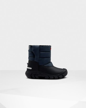 Hunter Big Kids Insulated Snow Boots