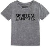 Spiritual Gangster Unisex Logo Tee - Sizes 2-8