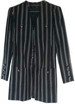 Jean Louis Scherrer Jean-louis Scherrer Navy Cotton Jacket for Women