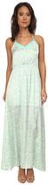Gabriella Rocha Ballet Print Maxi Dress