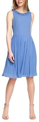 Esprit Women's 036EO1E015-floating Chiffon Quality Dress