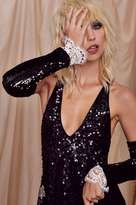 Factory Suzywan Deluxe The Show Must Go On Sequin Gloves