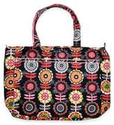 Ju-Ju-Be Super Be Travel Tote in Dancing Dahlias
