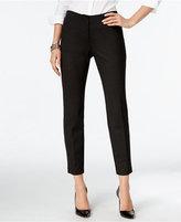 Alfani Petite Printed Comfort-Waist Skinny Pants, Only at Macy's