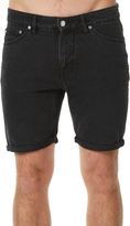 Cheap Monday Sonic Mens Denim Short Black
