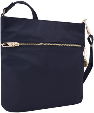 Travelon Anti-Theft Tailored North/South Slim Bag