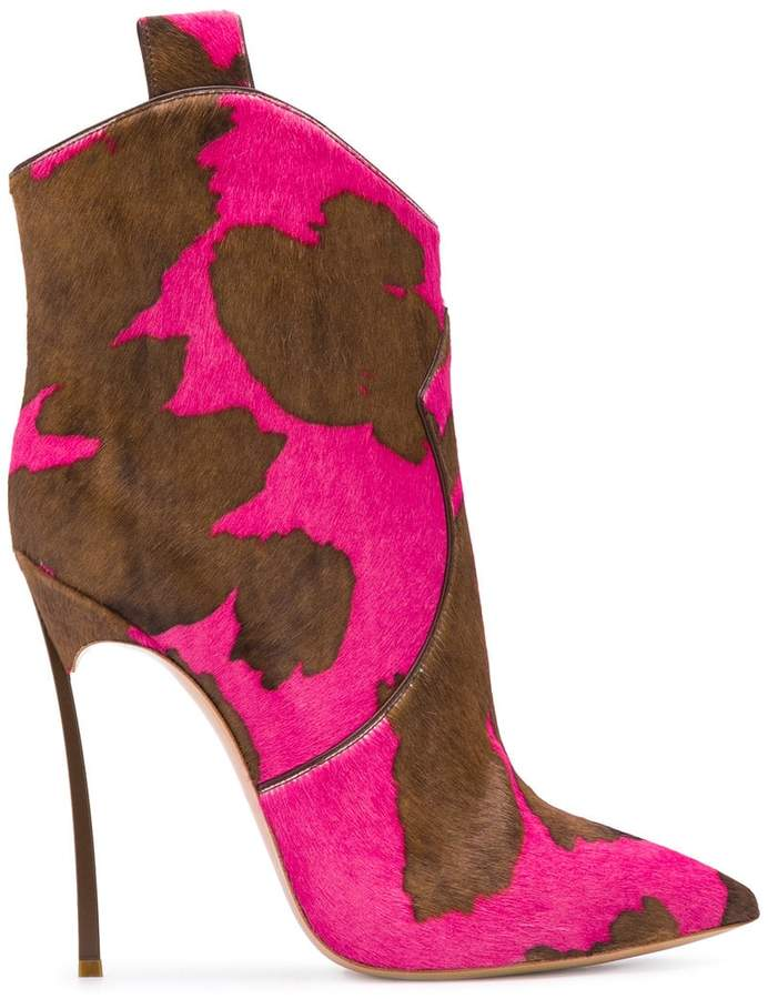 Casadei Blade cowboy boots