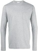 Sunspel plain sweatshirt