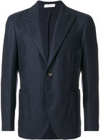 Boglioli single breasted jacket - men - Acetate/Cupro/Virgin Wool - 46