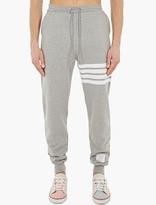 Thom Browne Grey Cotton Sweatpants