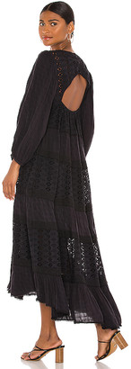Free People Mockingbird Maxi Dress