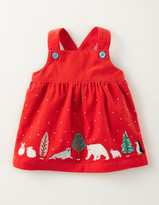 Boden Winter Friends Cord Pinnie