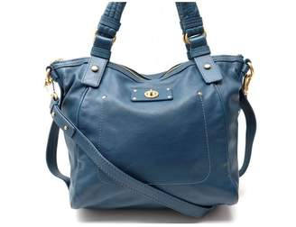 Marc by Marc Jacobs Blue Leather Handbags