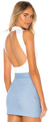 superdown Julianna Open Back Bodysuit