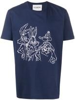 Iceberg Bugs Bunny T-shirt