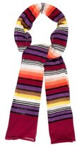 Missoni Multicolor Printed Scarf w/ Tags