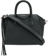 Givenchy medium braid-trimmed Antigona bag - women - Calf Leather - One Size
