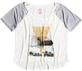 Roxy Junior's Sporty Baby Hawaii Society T-Shirt
