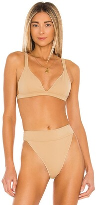 It's Now Cool Contour Bikini Top