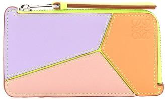 Loewe Paula's Ibiza Puzzle leather wallet