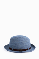 Grevi Classic Leather Band Hat