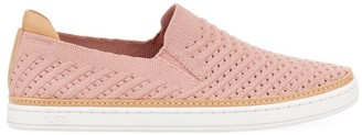 UGG Sammy Slip-On Knit Sneakers