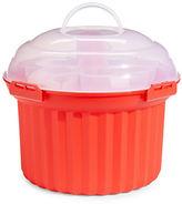 Fox Run Red Cupcake Carousel