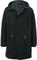 11 By Boris Bidjan Saberi zipped-up parka coat