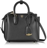 MCM Black Mini Milla Tote Bag