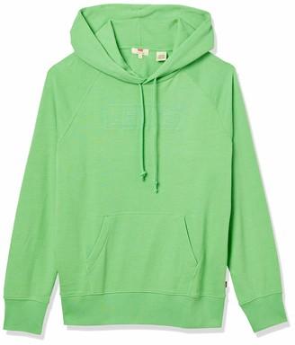 Levi's Women's Graphic Sport Sweatshirt Hoodie