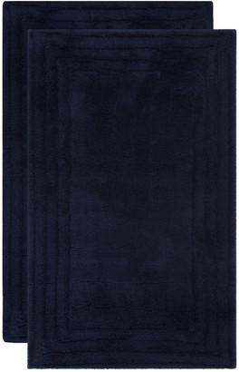 Safavieh Set Of 2 Luxe Stripe Bath Mat