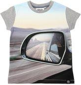 Molo Street Printed Cotton Jersey T-Shirt