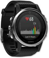 L.L. Bean L.L.Bean Garmin Fenix 5S GPS Watch