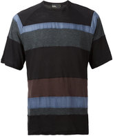 Kolor striped T-shirt