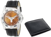"""Game Time Men's COL-WWS-TEX """"Watch & Wallet"""" Watch - Texas"""