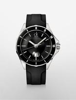 Calvin Klein Play Rubber Watch