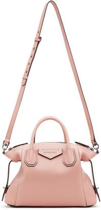 Givenchy Pink Small Antigona Soft Bag