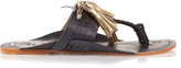 Figue Scaramouche leather sandals