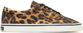 Dolce & Gabbana Brown Leopard Sneakers