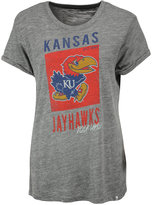 '47 Women's Kansas Jayhawks Hero T-Shirt