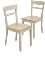 Marks and Spencer 2 Set of Brampton Dining Chairs