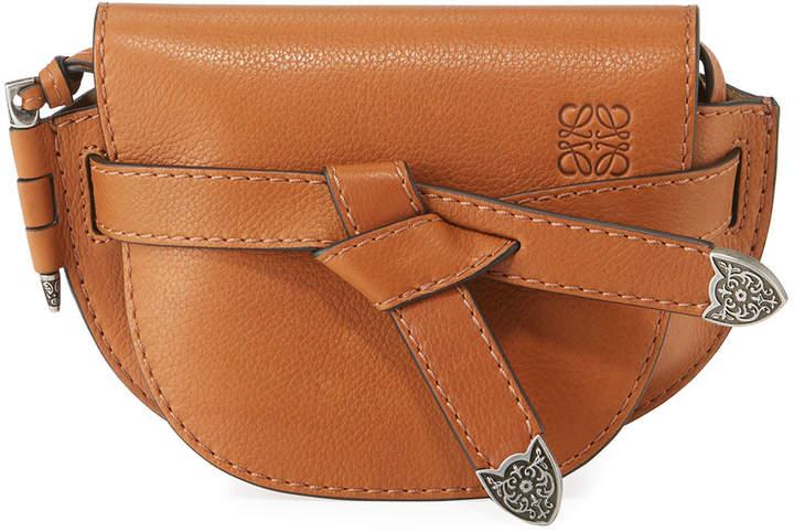 Loewe Gate Mini Western Shoulder Bag