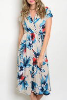 Gilli Tropical Dress