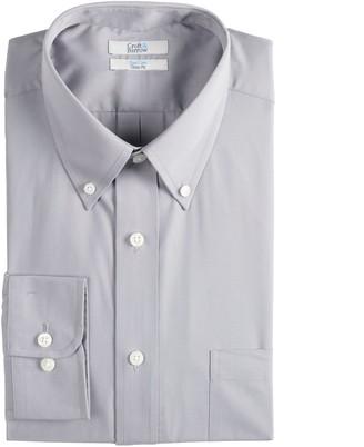 Croft & Barrow Big & Tall Easy-Care Dress Shirt