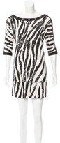 Diane von Furstenberg Silk Nevine Dress